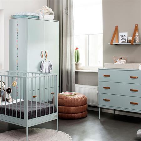 Babykamer Coming Kids Bliss 3 Delig Seagreen