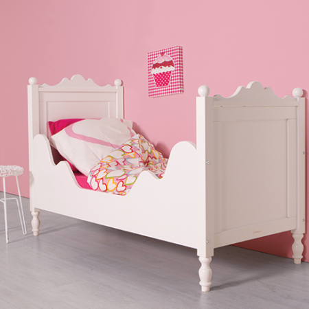 Belle Wit Juniorbed
