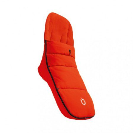 Bugaboo Voetenzak Orange