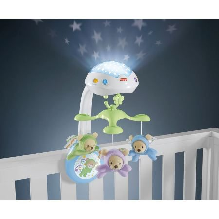 Fisher Price Butterfly Dreams Projectormobiel