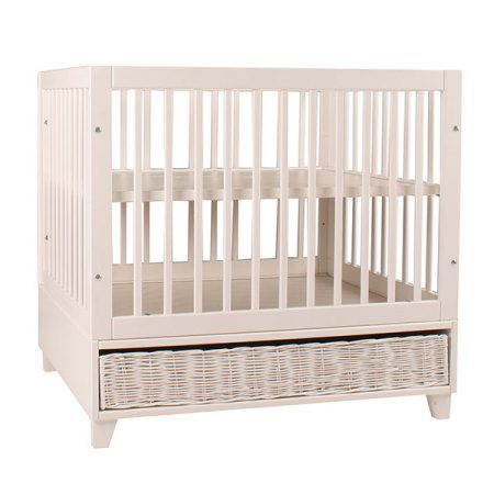 Happy Baby Box Alvaro Wit met Witte Lade