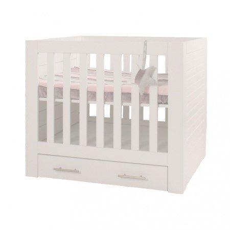 Happy Baby Box Milano Wit met Lade