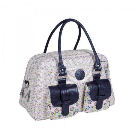 Lassig Vintage Metro Bag Luiertas Daisy Flower